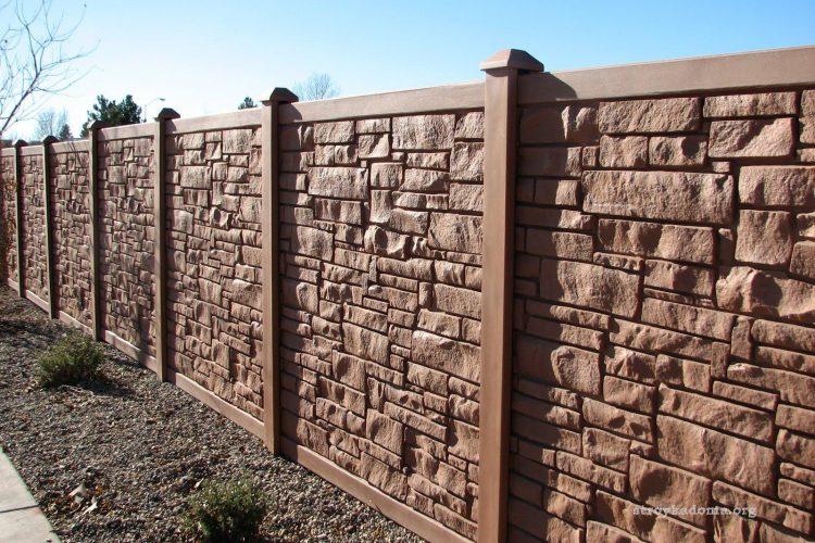 Что нужно знать при выборе бетонного забора